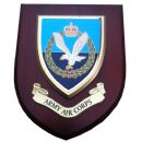 AAC Army Air Corps Regimental Military Wall Plaque